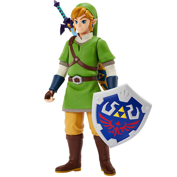 Figura THE LEGEND OF ZELDA Link Deluxe (50cm)