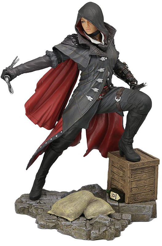 Figura ASSASSINS CREED Evie Frie - The Intrepid Sister (23cm)