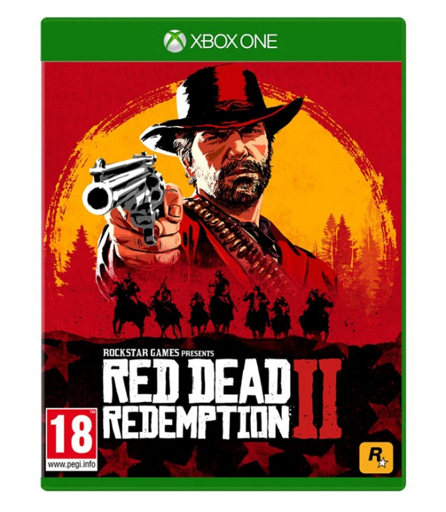 RED DEAD REDEMPTION 2 (Oferta DLC) XBOX ONE