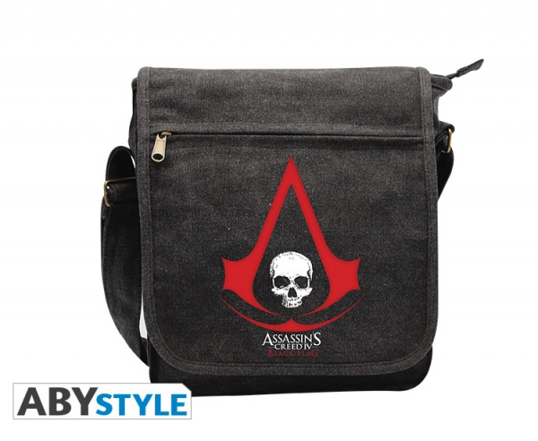 Mala ASSASSINS CREED Crest & Skull