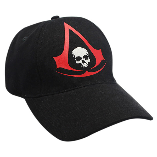 Boné ASSASSINS CREED Crest & Skull