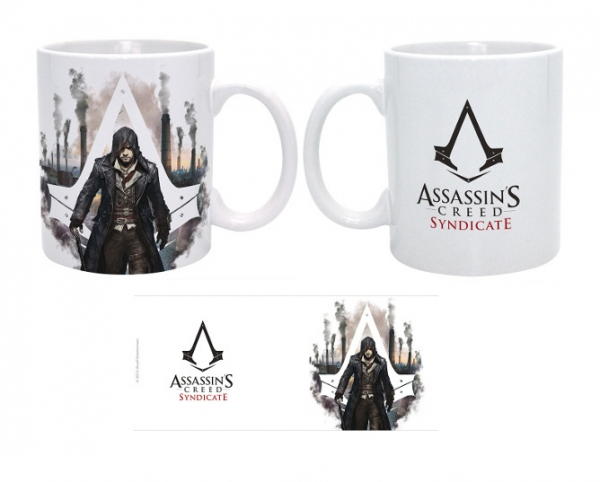 Caneca ASSASSINS CREED SYNDICATE Artwork Jacob (320ml)