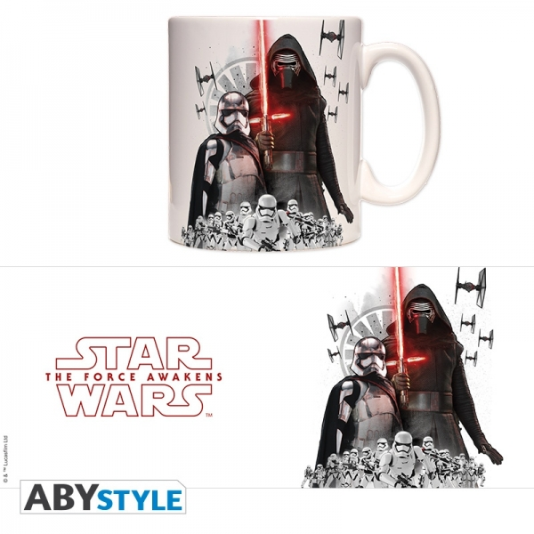 Caneca STAR WARS Episode VII Dark Side (320ml)