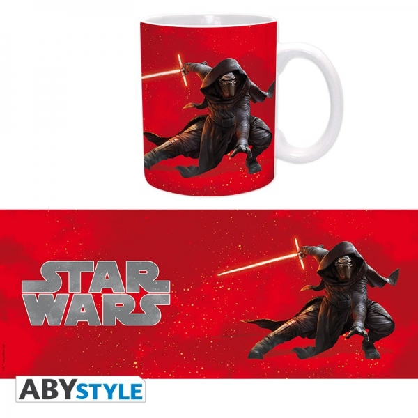 Caneca STAR WARS Kylo Ren (320ml)