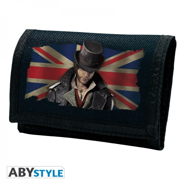 Carteira ASSASSINS CREED Jacob Union Jack