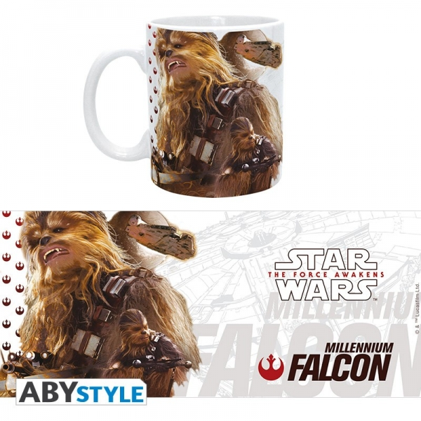 Caneca STAR WARS Chewbacca (320ml)