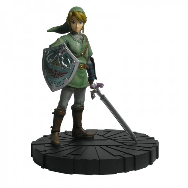 Figura THE LEGEND OF ZELDA Link Collectors Edition (26cm)