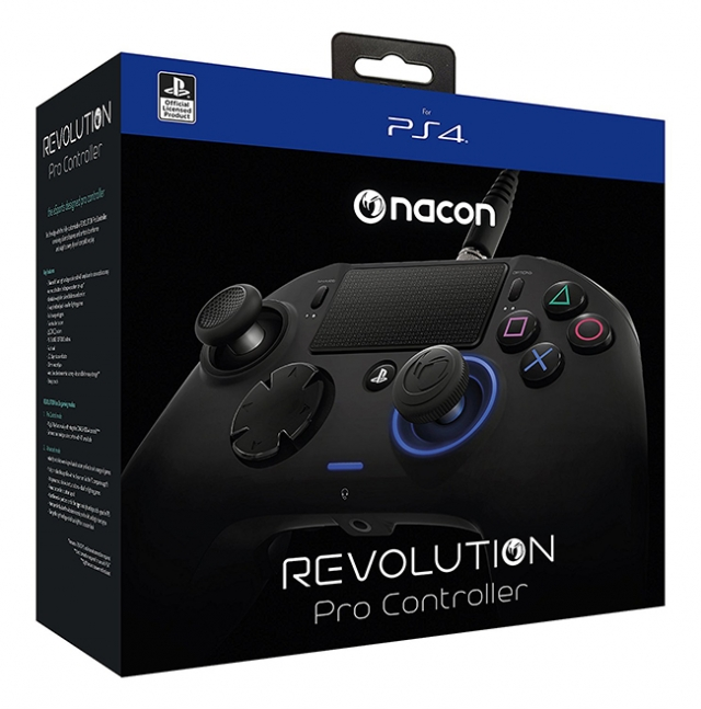 COMANDO NACON REVOLUTION PRO PS4