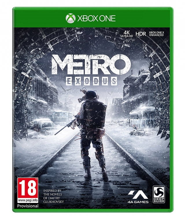 METRO EXODUS Day One Edition XBOX ONE
