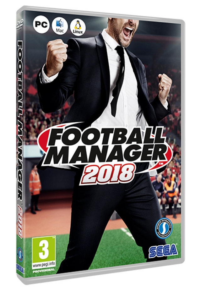 FOOTBALL MANAGER 2018 (EM PORTUGUÊS) [Download] PC/Mac