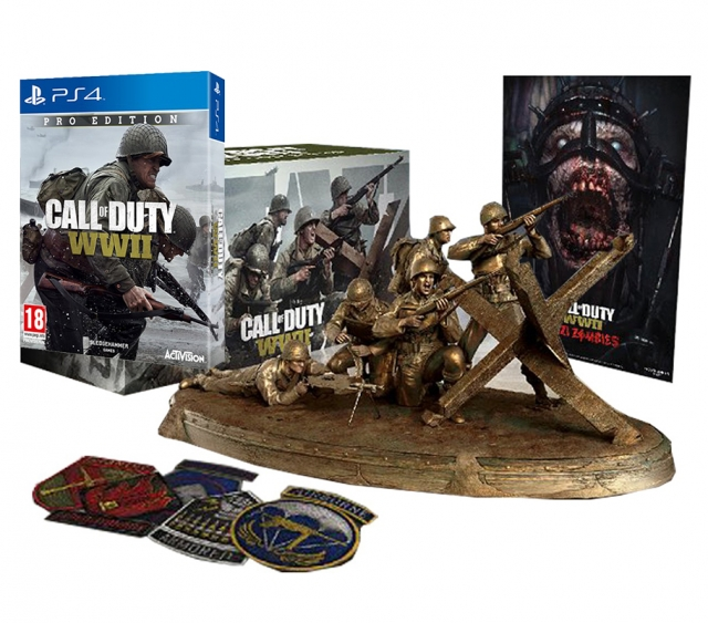CALL OF DUTY WWII Valor Collection Pro PS4