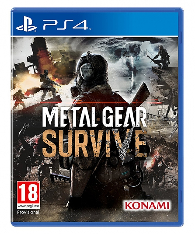 METAL GEAR SURVIVE Day One Edition PS4