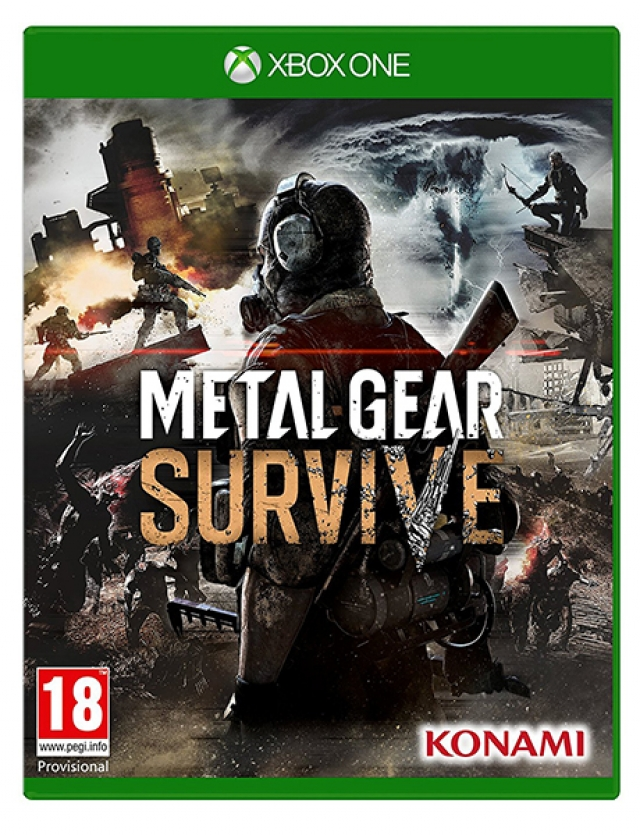 METAL GEAR SURVIVE Day One Edition XBOX ONE