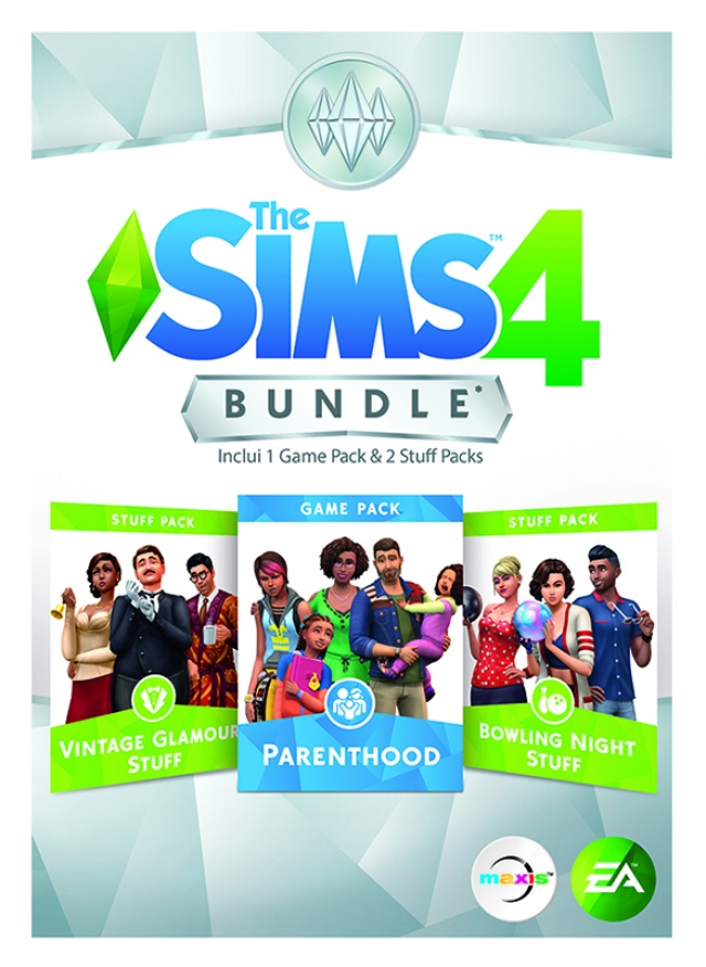 THE SIMS 4 Expansão Bundle Pack 9 [Download] PC