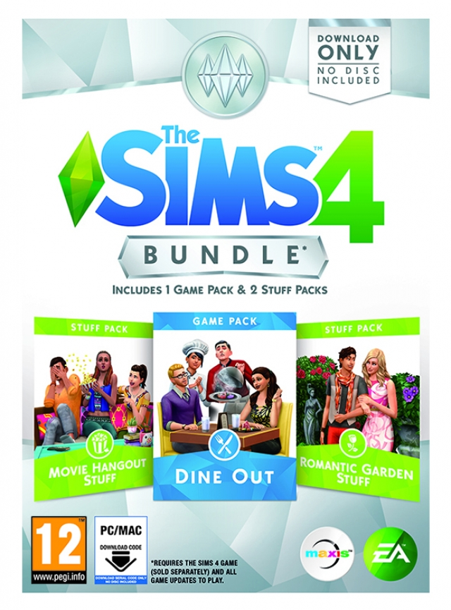 THE SIMS 4 Expansão Bundle Pack 5 PC