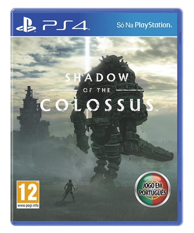 SHADOW OF THE COLOSSUS (EM PORTUGUÊS) PS4