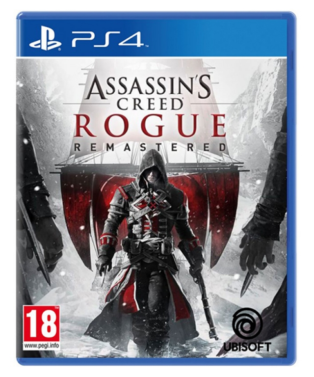 ASSASSINS CREED ROGUE Remastered (EM PORTUGUÊS) PS4