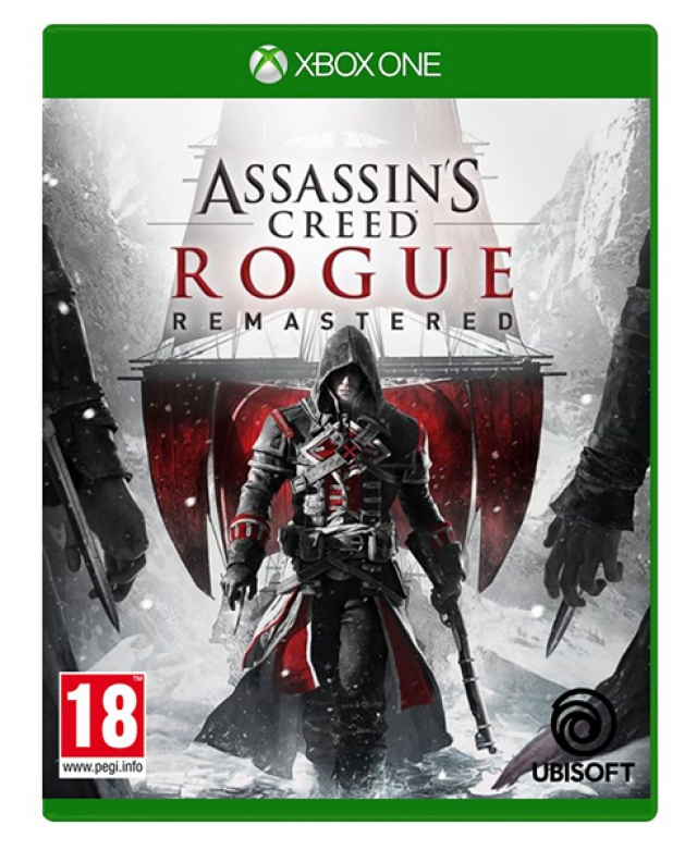 ASSASSINS CREED ROGUE Remastered (EM PORTUGUÊS) XBOX ONE