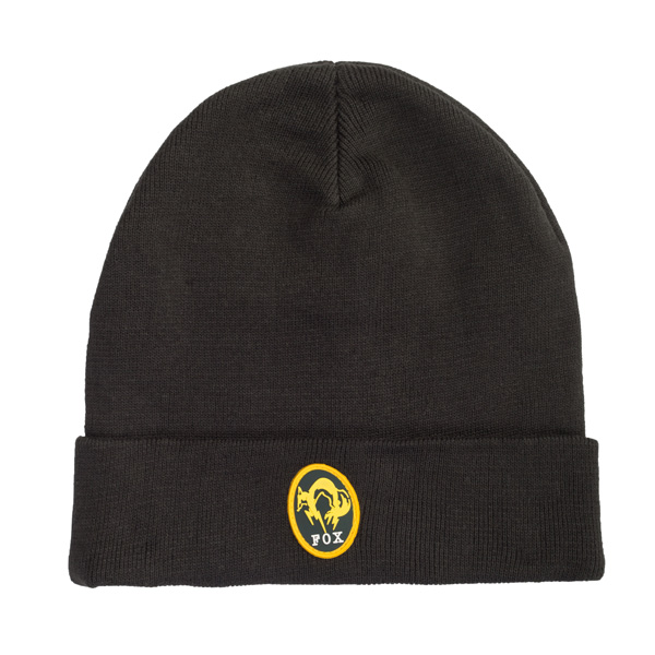Gorro METAL GEAR SOLID Ground Zeroes Fox