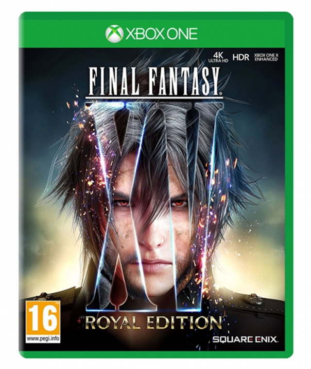 FINAL FANTASY XV Royal Edition (EM PORTUGUÊS) XBOX ONE