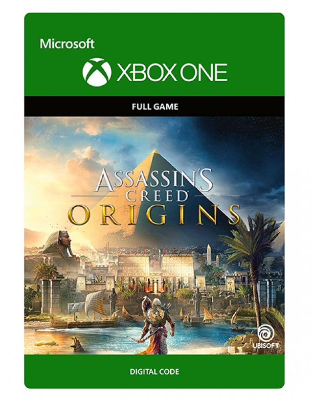 ASSASSINS CREED ORIGINS (EM PORTUGUÊS) [Download Digital] XBOX ONE