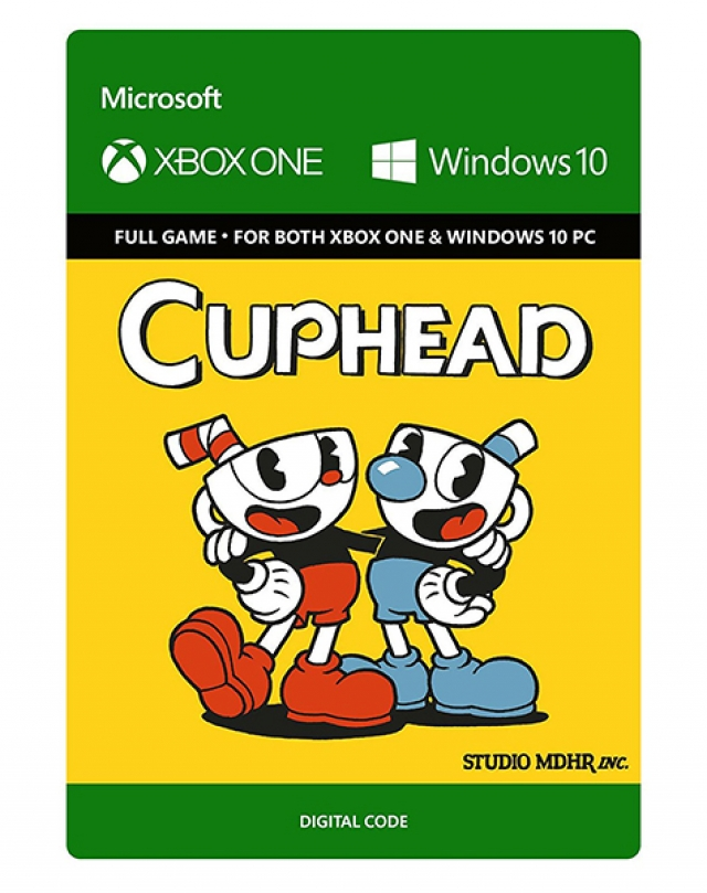 CUPHEAD [Download Digital] XBOX ONE