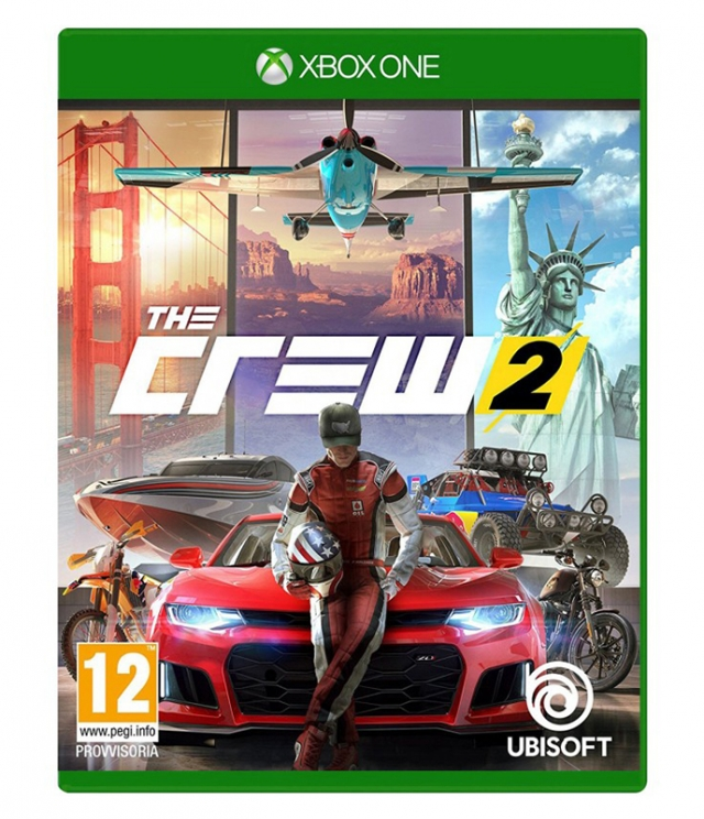 THE CREW 2 (Oferta DLC) XBOX ONE