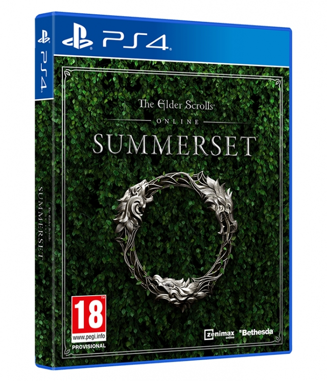 THE ELDER SCROLLS ONLINE SUMMERSET (Oferta DLC Reserva) PS4