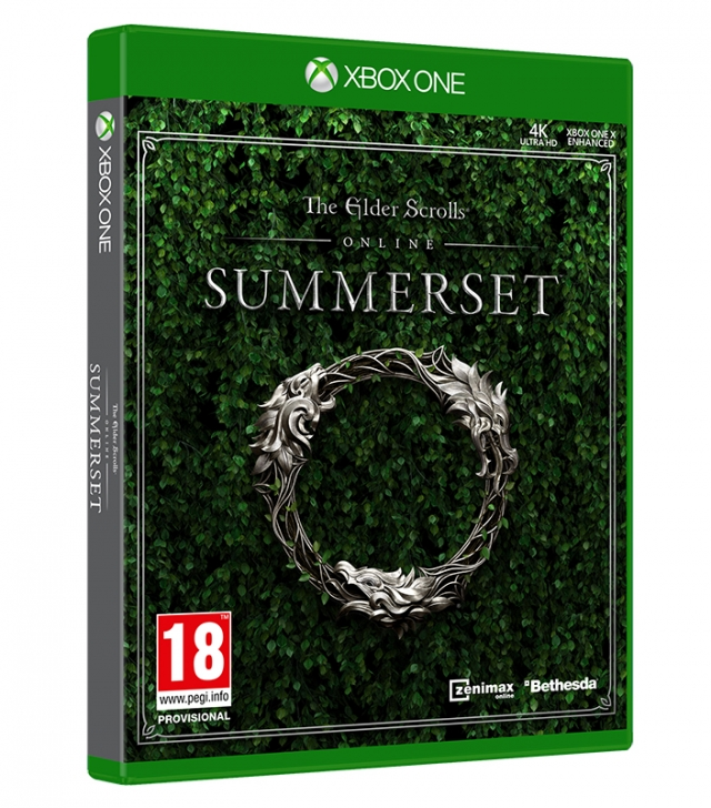 THE ELDER SCROLLS ONLINE SUMMERSET (Oferta DLC Reserva) XBOX ONE