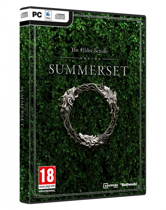 THE ELDER SCROLLS ONLINE SUMMERSET (Oferta DLC Reserva) PC