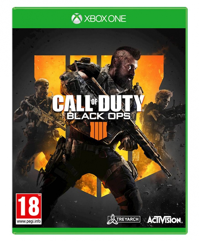 CALL OF DUTY BLACK OPS 4  (Oferta Acesso BETA)* XBOX ONE