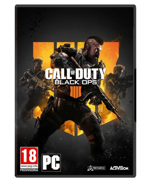 CALL OF DUTY BLACK OPS 4  (Oferta Acesso BETA)* PC