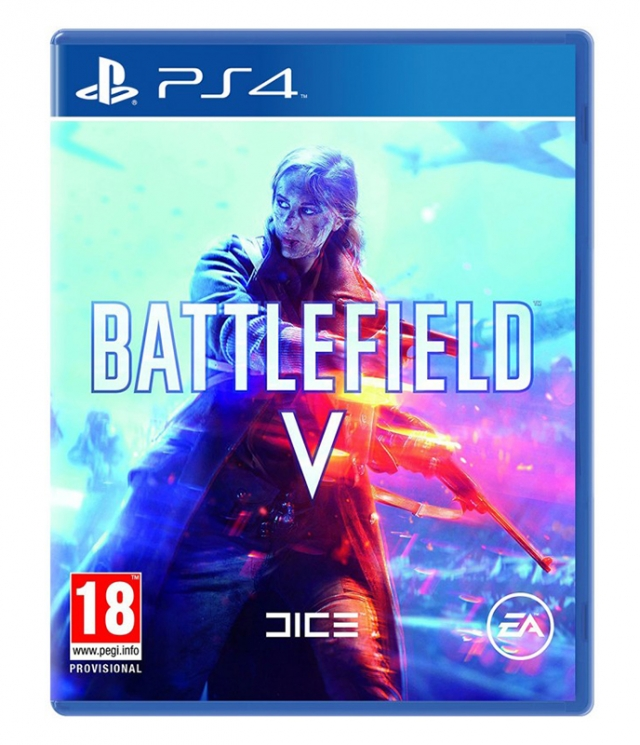 BATTLEFIELD V (Oferta ENLISTER) PS4