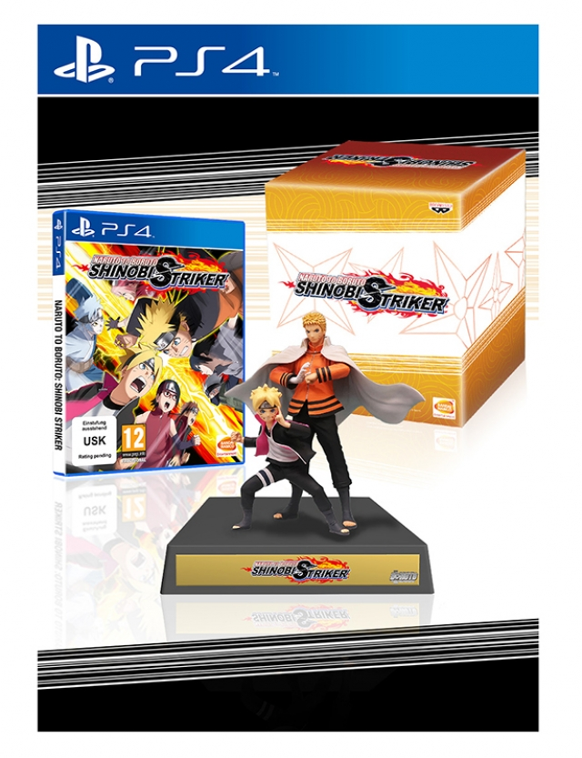 NARUTO TO BORUTO Shinobi Striker Uzumaki Edition PS4
