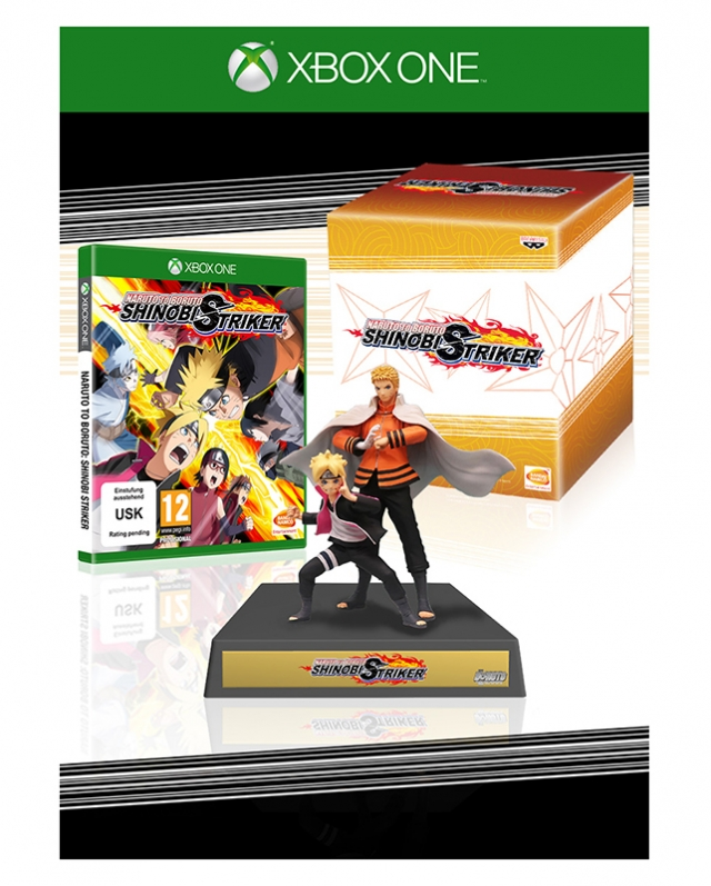NARUTO TO BORUTO Shinobi Striker Uzumaki Edition XBOX ONE