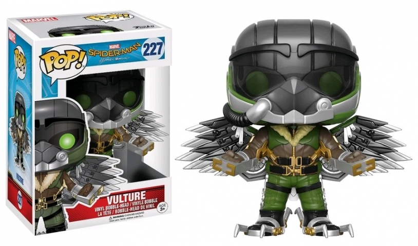 POP MARVEL SPIDER-MAN #227 Vulture