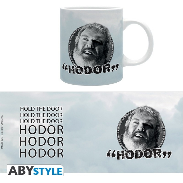Caneca GAME OF THRONES Hodor
