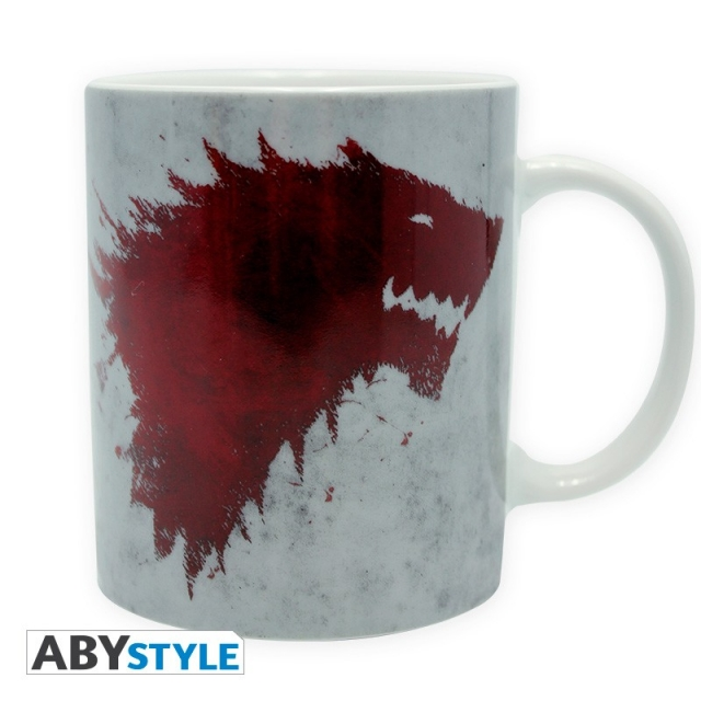 Caneca GAME OF THRONES The North Remembers (320ml)