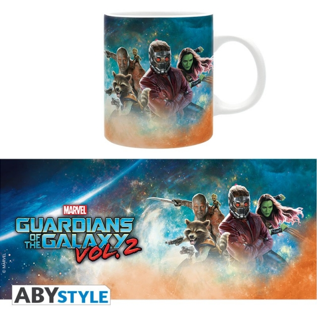Caneca MARVEL Galaxy of Colors (320ml)