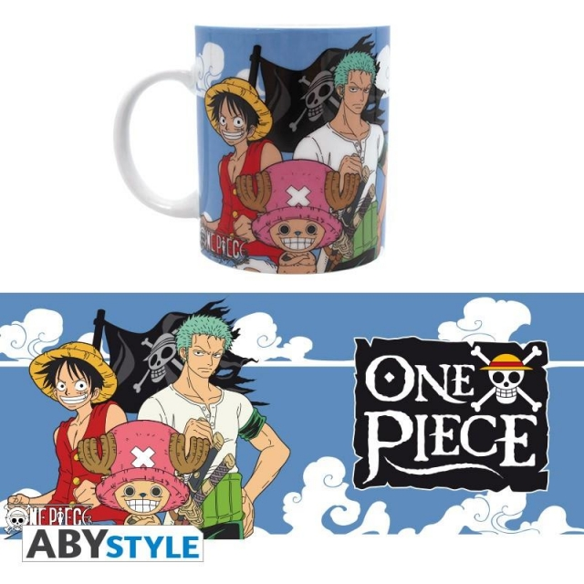 Caneca ONE PIECE Group (320ml)