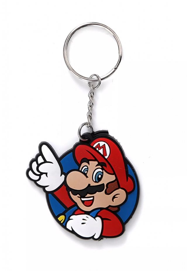 Porta-Chaves NINTENDO Mario It's Me!