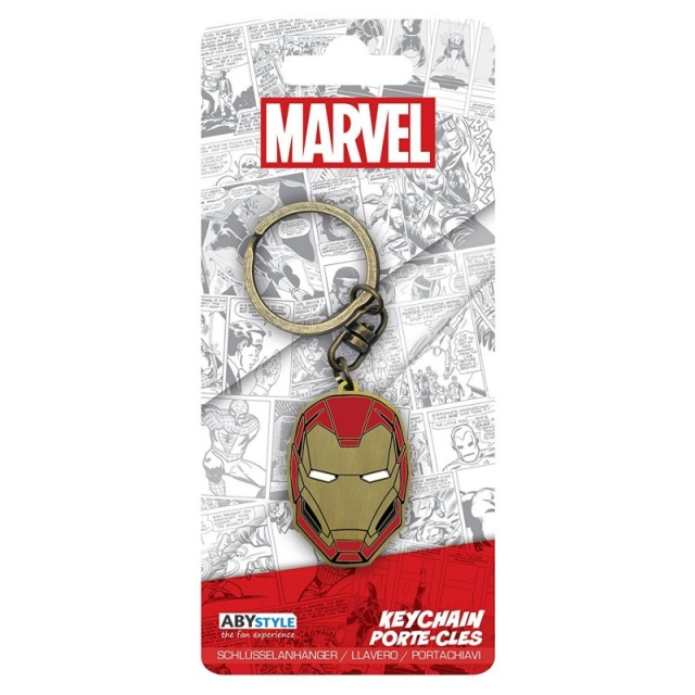 Porta-Chaves MARVEL Iron Man Metal