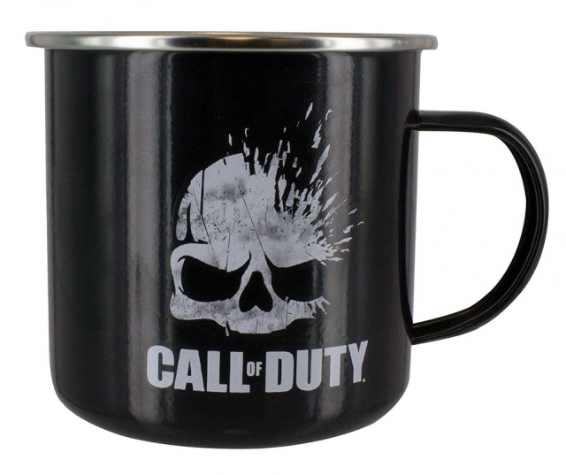 Caneca CALL OF DUTY Metal