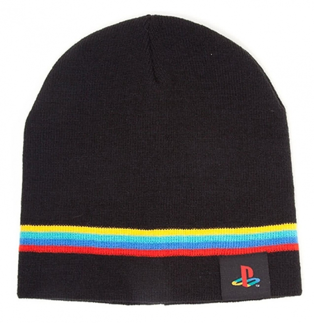 Gorro PLAYSTATION Classic Logo Colors