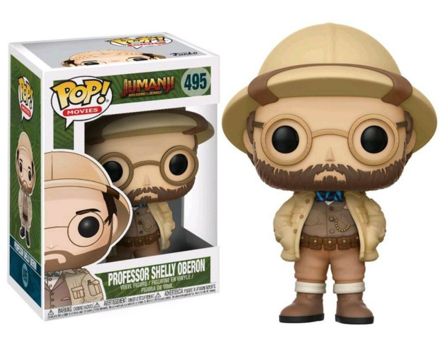 POP JUMANJI #495 Professor Shelly Oberon