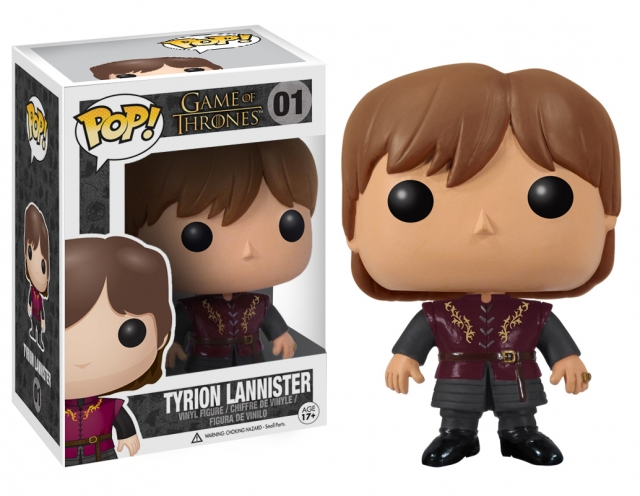 POP GAME OF THRONES #01 Tyrion Lannister
