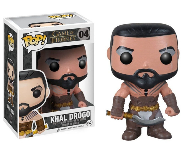 POP GAME OF THRONES #04 Khal Drogo