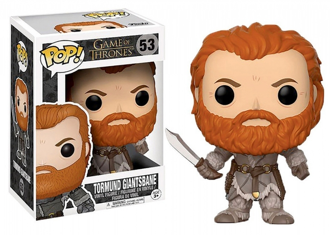 POP GAME OF THRONES #53 Tormund Giantsbane