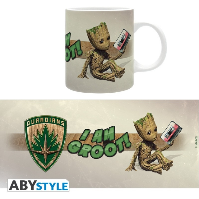 Caneca MARVEL I am Groot! (320ml)