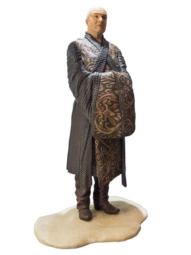 Estátua GAME OF THRONES Varys - Dark Horse Deluxe (20cm)